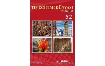 Dergimizin 52. sayısı 8 makale ile yayınlandı