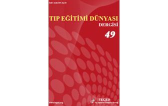 Tıp Eğitimi Dünyası 49. Sayısı Yayımlandı