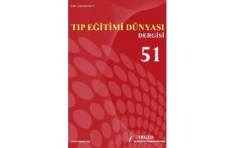 Tıp Eğitimi Dünyası 51. Sayısı Yayımlandı