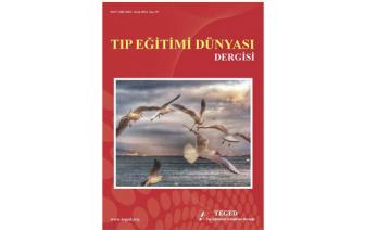 TIP EĞİTİMİ DÜNYASI yeni sayısını yayınladı. Sayı 39 (2014)